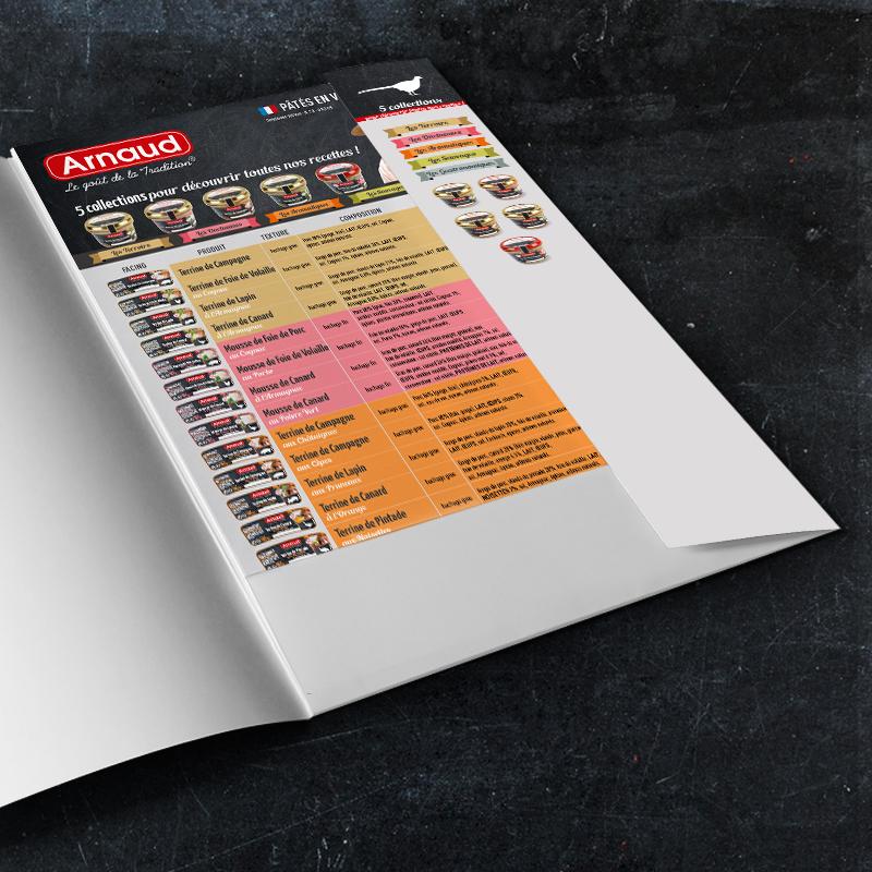 Notre brochure